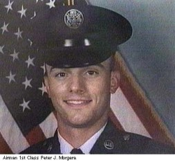 Airman First Class Peter J. Morgera