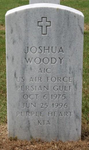Joshua Woody Memorial