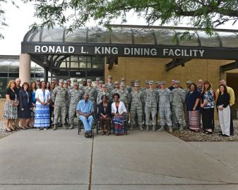Ronald L. King Dining Facility