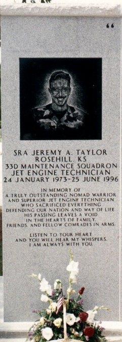 Sr A Jeremy A. Taylor