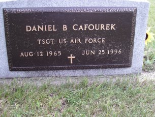 Tech. Sgt. Daniel B. Cafourek