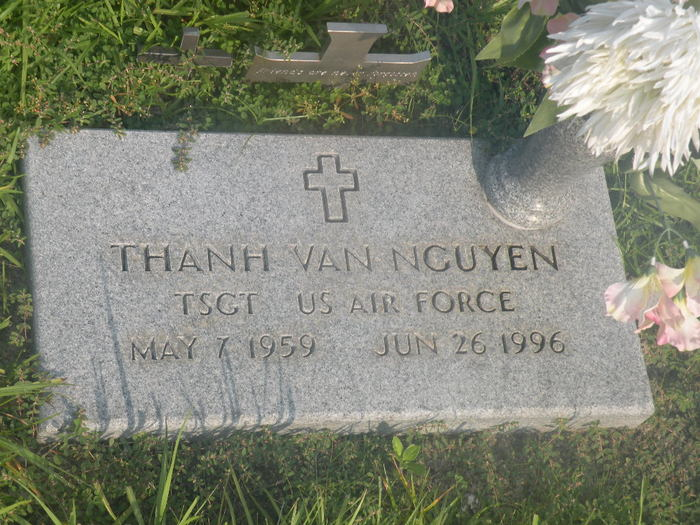 Technical Sgt. Thanh Van Nguyen Monument